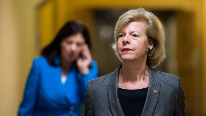 Sen. Tammy Baldwin (D-Wis.) has carved out a record as one of the Senate's leading progressives.