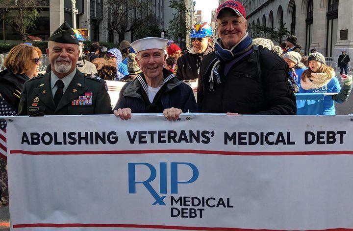 <p>Col. (ret) Mikel Burroughs, Jerry Ashton US Navy Journalist E-5, RIP CEO Craig Antico</p>