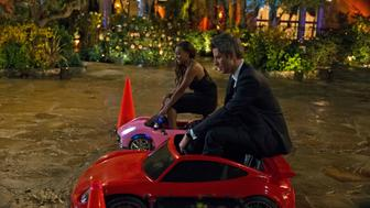 THE BACHELOR - 'Episode 2201' - What do a quirky, cute set decorator who has a thing for taxidermy, death and zombies; a Yale graduate with the business acumen to be a big success, but failing grades in love; a rock-climbing nanny who combines youthful exuberance with classic charm; a lovely Latin lady who can spice things up in the romance department; and a former model who harbors a huge secret all have in common? They all have their sights set on making the Bachelor, Arie Luyendyk Jr., their future husband when the much-anticipated 22nd edition of ABCs hit romance reality series The Bachelor premieres, MONDAY, JAN. 1 (8:00-10:01 p.m. EST), on The ABC Television Network. (Paul Hebert/ABC via Getty Images) BRITTNAY T., ARIE LUYENDYK JR.