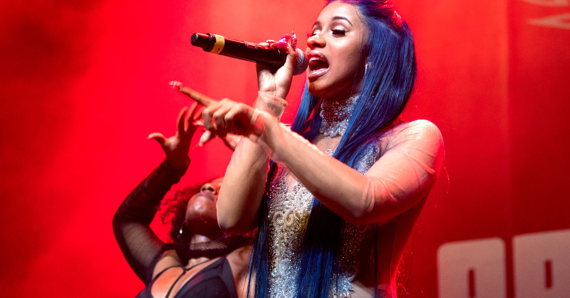Cardi B Rapping: Cardi B Is The Only Rapper With First 3 Singles In Top 10