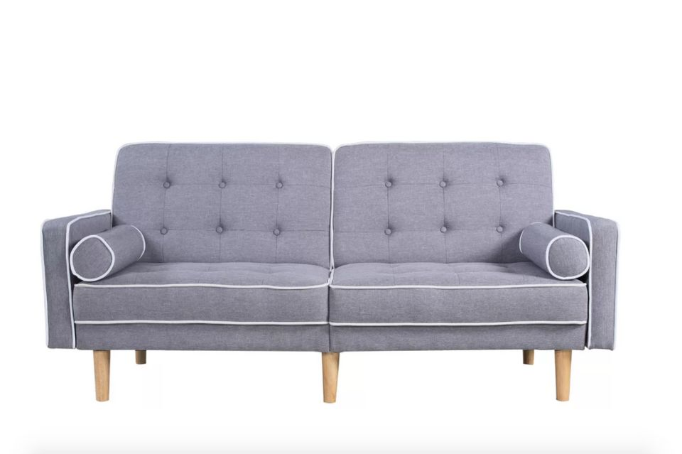 Stupendous 12 Couches For Small Spaces That Are Actually Roomy Lamtechconsult Wood Chair Design Ideas Lamtechconsultcom