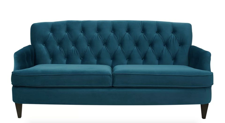 12 Couches For Small Spaces That Are Actually Roomy