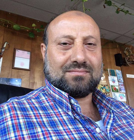 Hisham Yasin is the social director of the Masjid Al Salam.