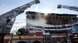 23 τραυματίες από φωτιά σε κτίριο με διαμερίσματα στο Μπρονξ της Νέας