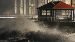 Thousands Without Power As Storm Eleanor Batters Britain With Winds Of Up To