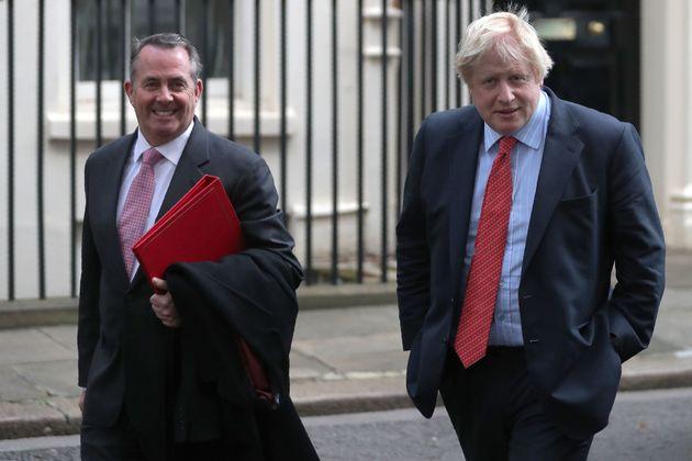 Liam Fox and Boris
