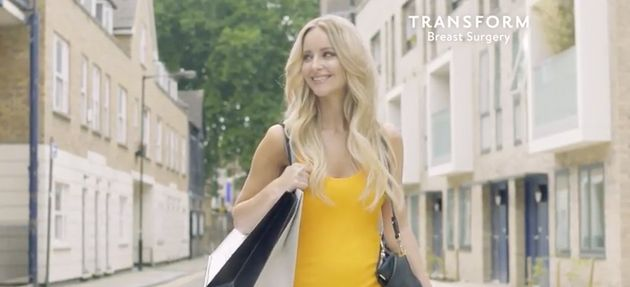 Transform Cosmetic Surgery Advert Banned For Exploiting New Mums' Body