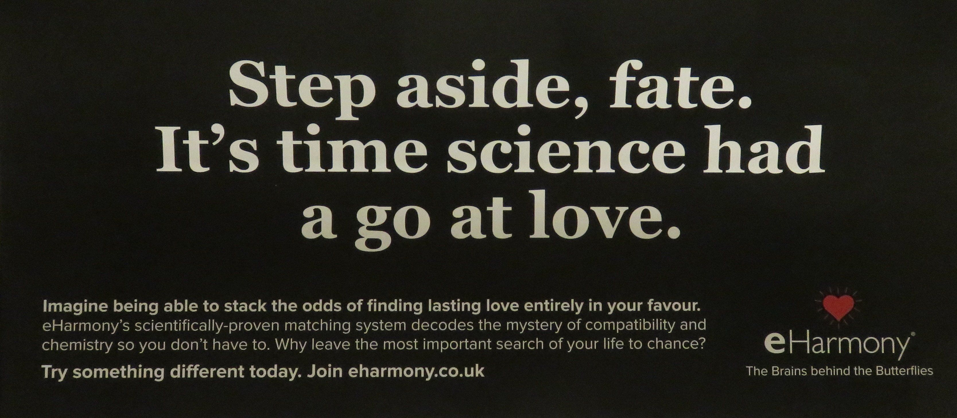 Advert For Dating Website eHarmony Banned For 'Misleading' Scientific
