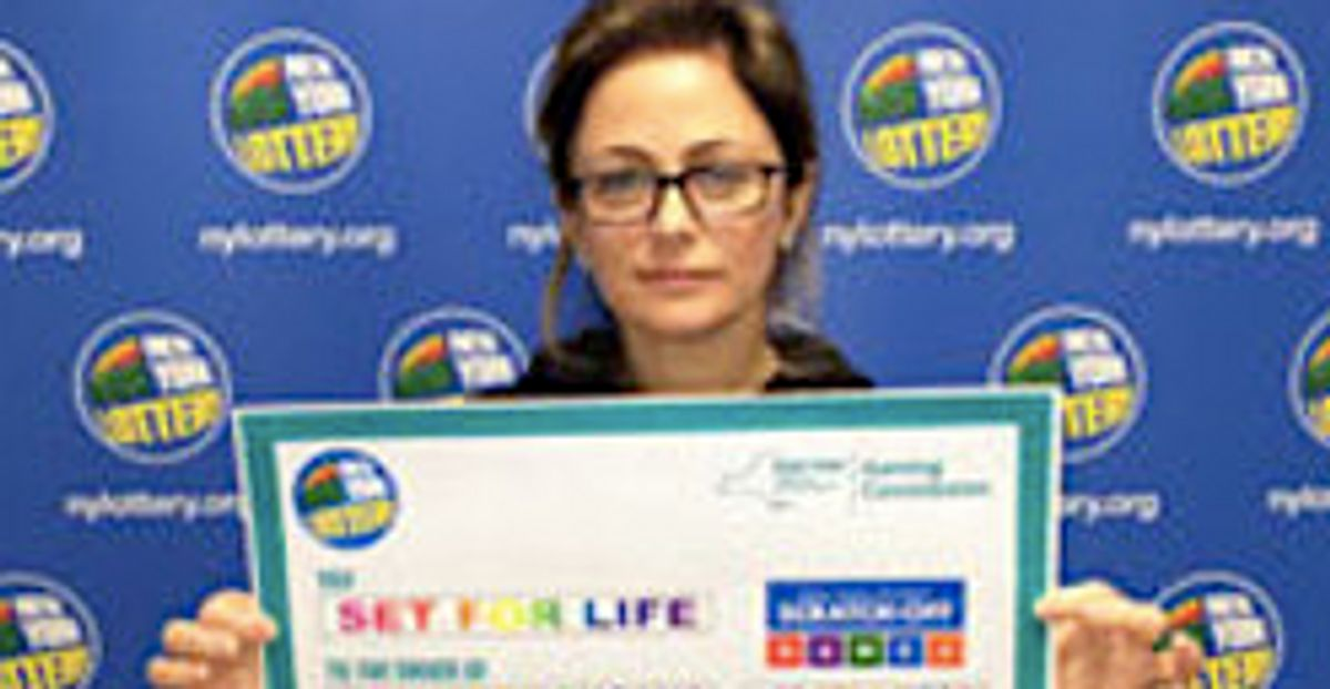 Woman Agrees To Pay For Wrong Lottery Ticket, Then Wins $5 Million