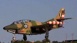 Εκπαιδευτικό αεροσκάφος συνετρίβη στην Καλαμάτα. Σώοι οι δύο