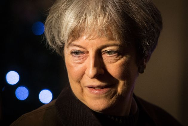 Theresa May Claims NHS 'Better Prepared Than Ever Before' Despite Thousands Of Cancelled