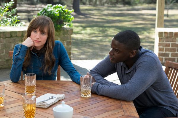 """Get Out"" mounted the year's stealthiest campaign. After it became a runaway phenomenon in February and March, Universal Pict"