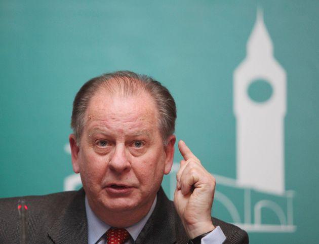 Sir Ian Kennedy at a Hansard Society