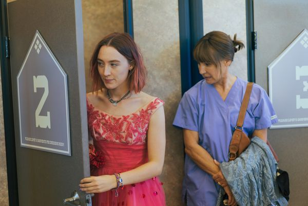 """Lady Bird"" paved a path to the Oscars on its own merits: After the movie was warmly received on the fall film-fest"