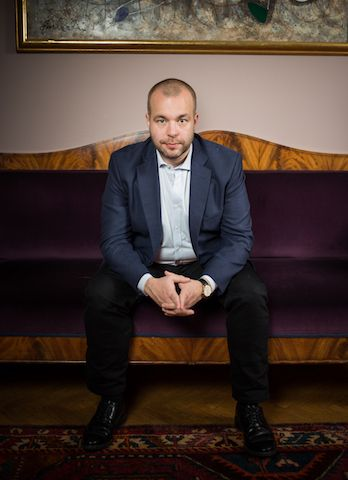 <strong>Andreas Hassellöf, CEO of Ombori</strong>