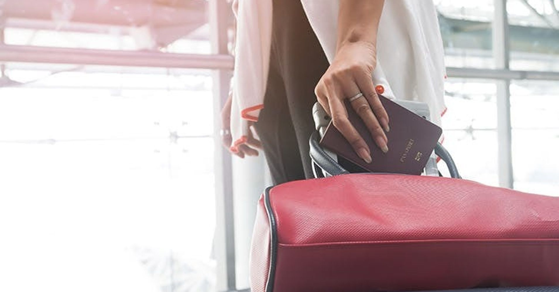 The One Thing You're Forgetting In Your Carry-On
