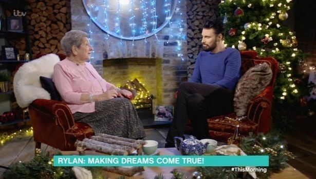 'This Morning' Surprises 89-Year-Old, WW2 Codebreaker With Her Dream Steam Train
