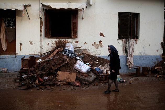 Περισσότερο από 12 εκατ.ευρώ οι αποζημιώσεις από τις καταστροφές στη Δυτική