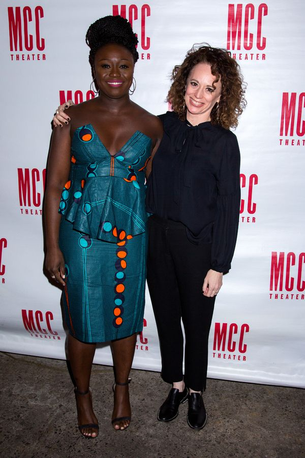 "Opening Night of ""School Girls; Or, the African Mean Girls Play"" with playwright Jocelyn Bioh, and director Rebecca Taichman"