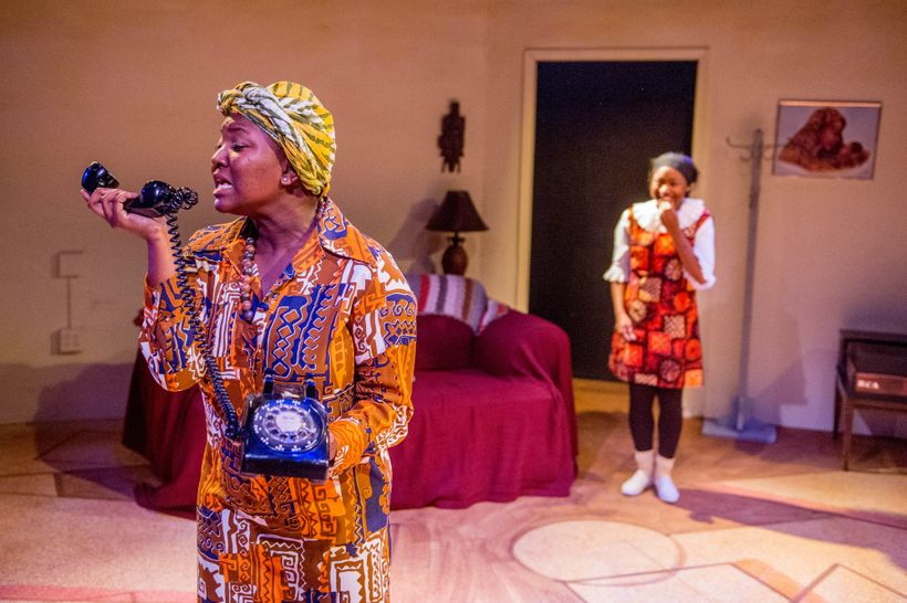 "Playwright Jocelyn Bioh's play, ""African Americans"""
