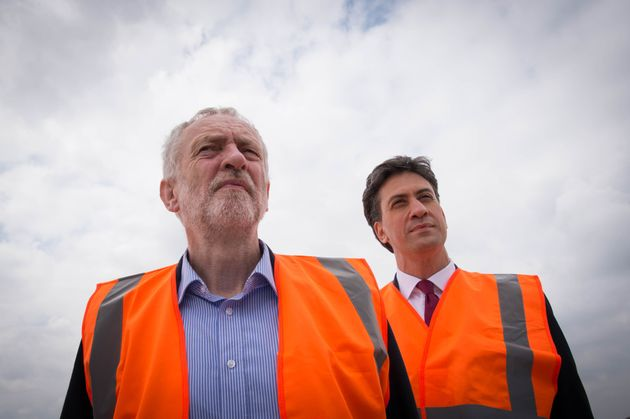 Jeremy Corbyn and Ed Miliband, who scrapped the party'selectoral college for leadership