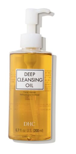 """<a href=""""https://www.dermstore.com/product_Deep+Cleansing+Oil_37986.htm"""" target=""""_blank"""">DHC's deep cleansing oil</a> is best"""