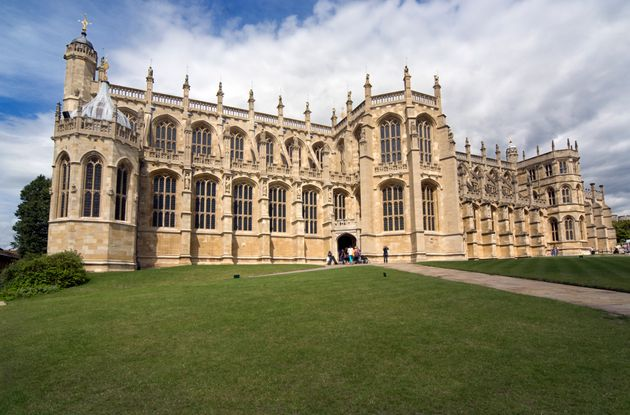 Prince Harry and Meghan Markle are due to get married in Mayat St George's Chapel, Windsor