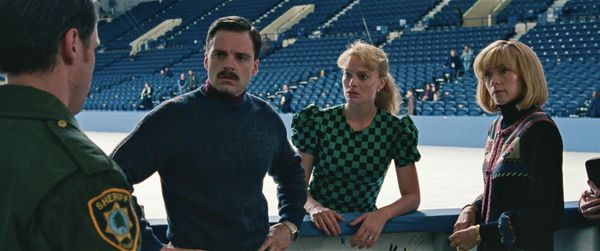 """I, Tonya"" has become an electric conversation piece, sparking fierce debates about its comedic take on domestic abuse and Am"