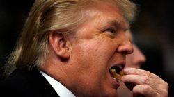 Trump es fan de McDonald's porque tiene miedo a ser