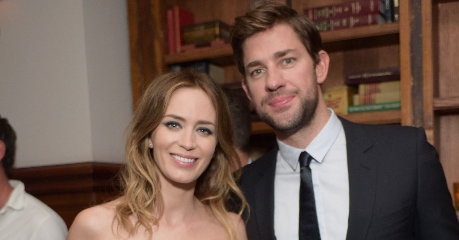 John Krasinski's Comments About Emily Blunt Will Make You