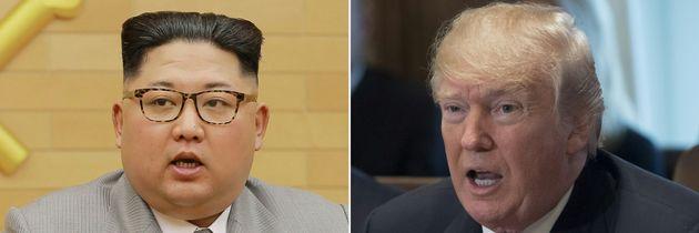 The war of words between U.S. President Donald Trump and North Korean leader Kim Jong Un is rapidly
