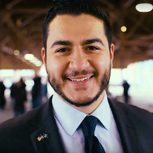 Dr Abdul El-Sayed the former health director of Detroit is running a progressive campaign for Michigans Democratic gubernatorial nomination