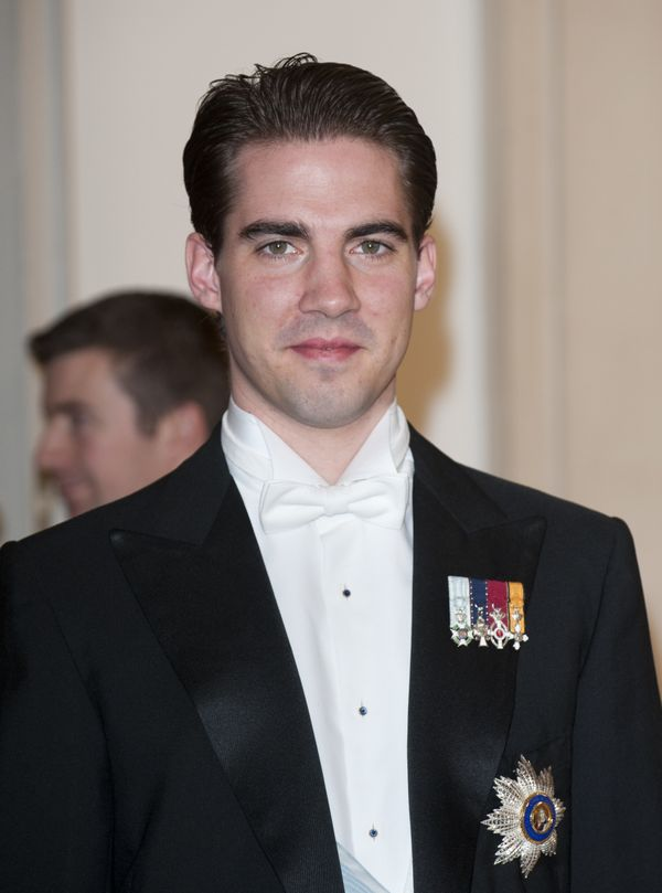 Prince Philippos is the youngest son of Greece's last monarch, King Constantine II, and Queen Anne-Marie. He's a ro