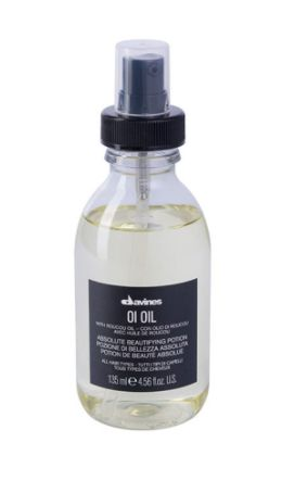 """Get it <a href=""""http://us.davines.com/oi-oil/d/1196C9118?CategoryId=71"""" target=""""_blank"""">here</a>."""