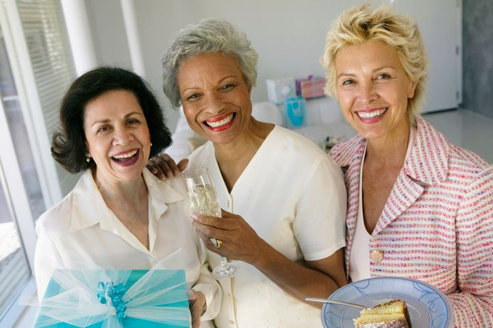 Whats The Deal With Grandparent Baby Showers Huffpost Life