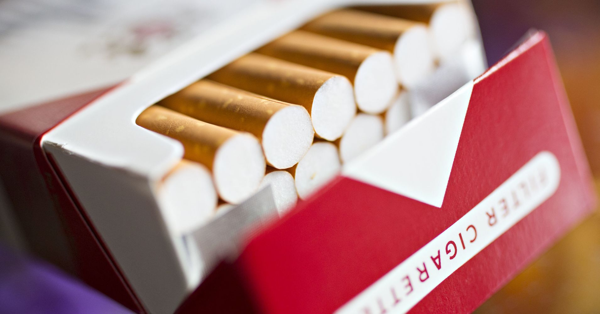 Philip Morris Says It's 'Trying To Give Up Cigarettes' In 2018