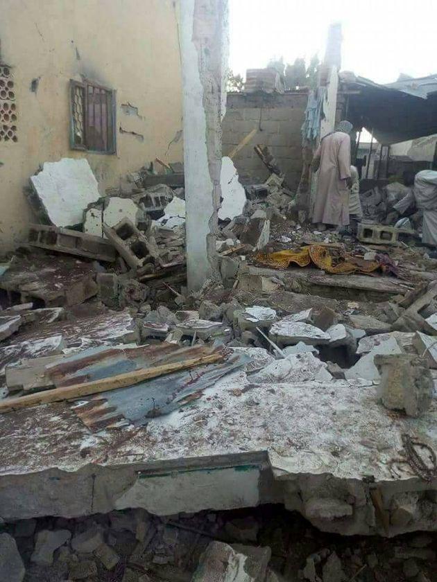 Νιγηρία: Πολλοί νεκροί από επίθεση βομβιστή-καμικάζι σε