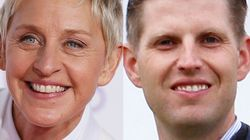 Ellen DeGeneres Ridicules Eric Trump Over His Weird Conspiracy Theory About