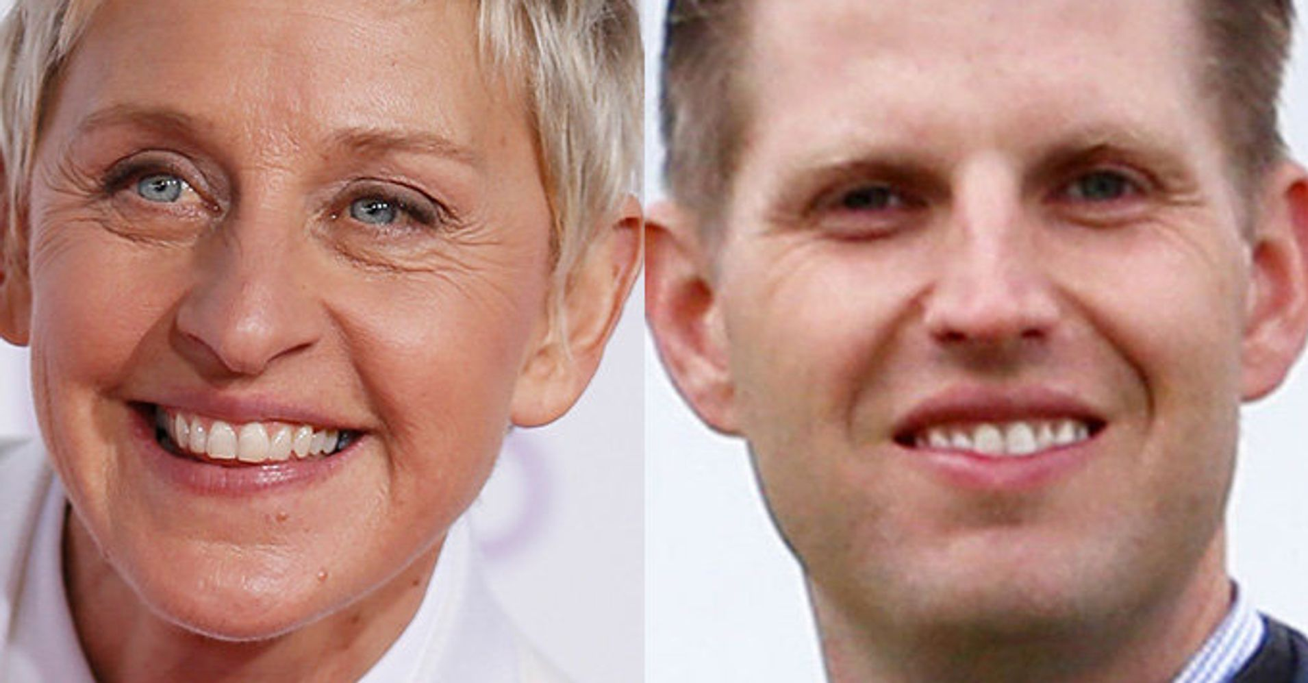 Ellen DeGeneres Ridicules Eric Trump Over His Weird Conspiracy Theory About Her