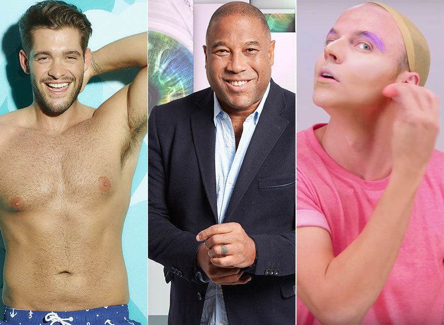 Meet The Men Rumoured To Be Heading Into The 'Celebrity Big Brother'