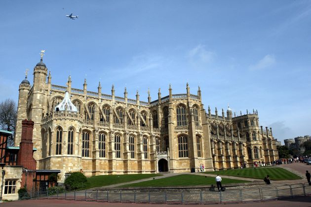 Harry andMarkle are due to marry at St George's Chapel, at Windsor Castle, on May