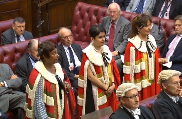 Shami Chakrabarti, Corbyn's only peerage appointmentsince he became