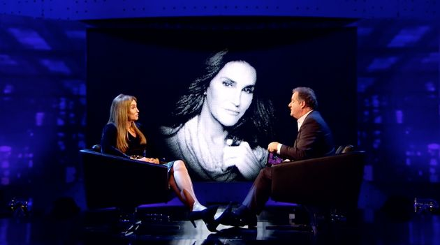 Caitlyn Jenner on 'Piers Morgan's Life