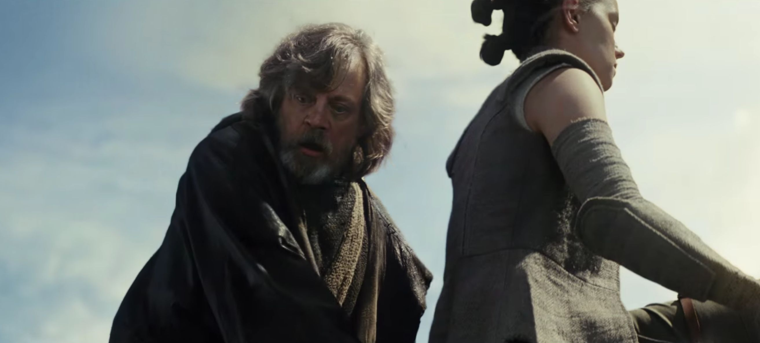 What Really Happened To Luke At The End Of 'Star Wars: The Last