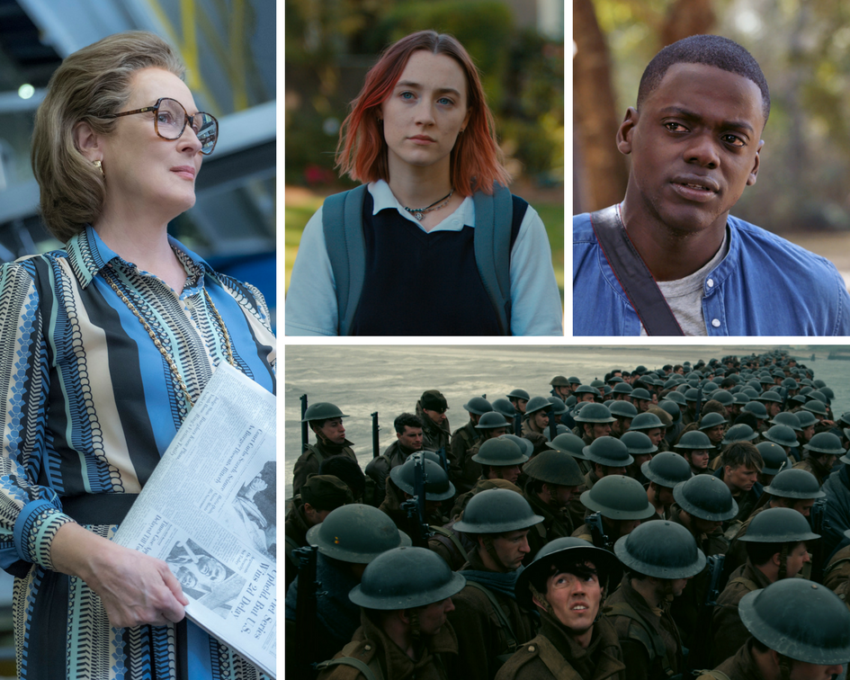 These 16 Movies Are Vying For Best Picture In The 2018 Oscar