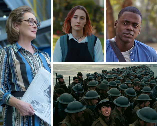 Estes 16 filmes estão na briga pelo Oscar de Melhor Filme em