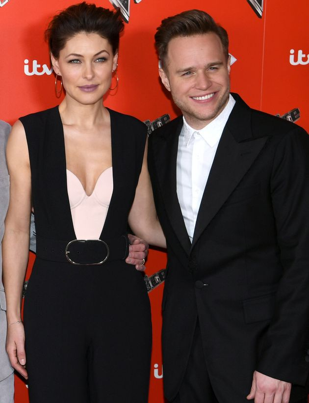 Olly Murs wants to do 'Celebrity Big Brother', according to Emma