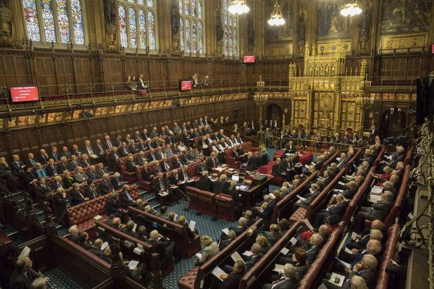 The House Of Lords Is At Risk Of Becoming A Private Members' Club For
