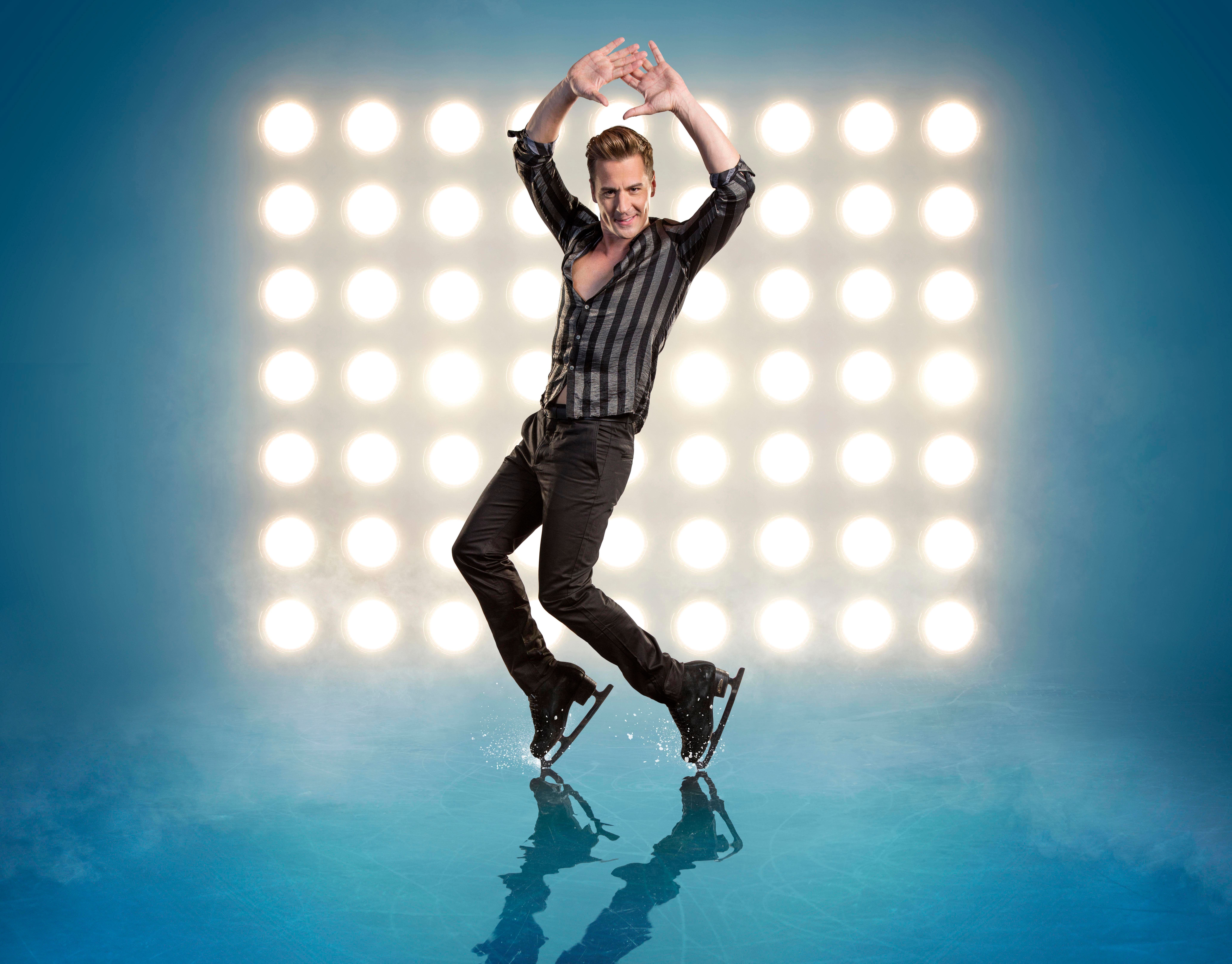 'Dancing On Ice' Pro Matt Evers Reveals Current Political Climate Inspired Him To Come Out As