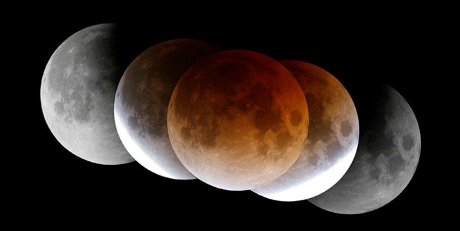 Experience Rare Lunar Eclipse With Blue Moon on January 31st